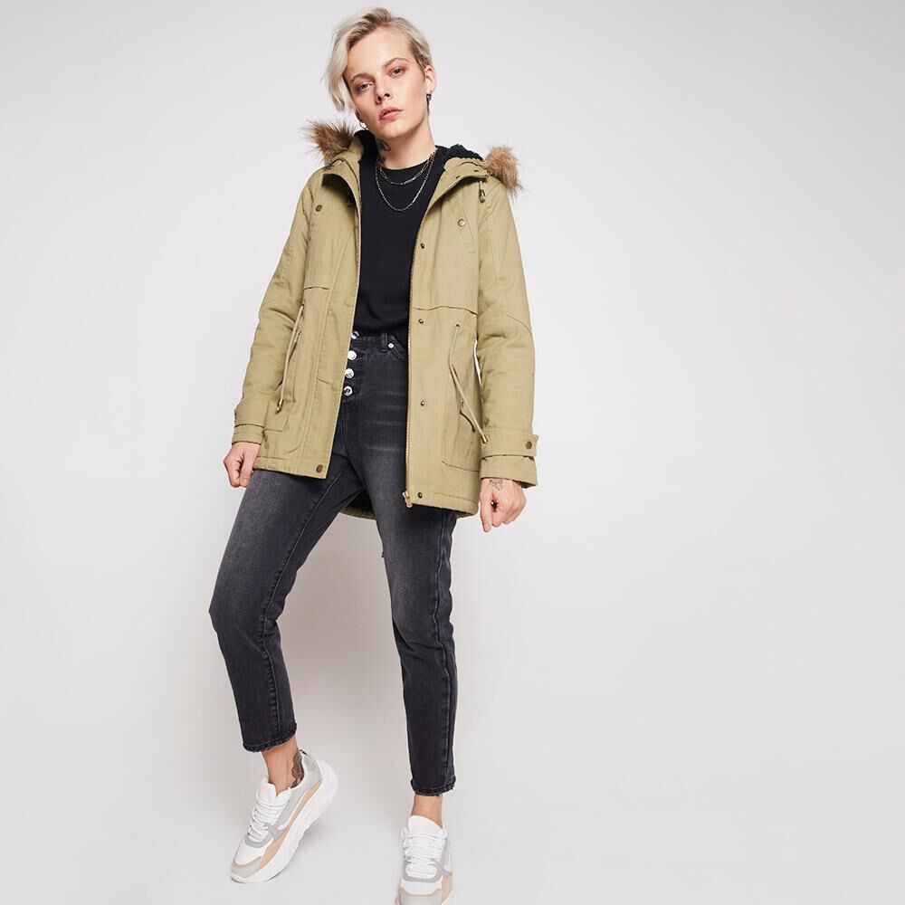 Chaqueta Mujer Rolly Go image number 1.0