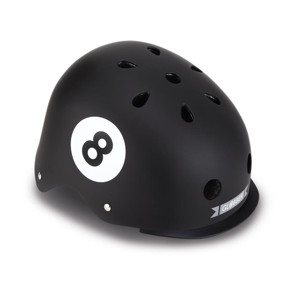 Casco Globber Helmet Elite Lights Black Xs/S image number 0.0