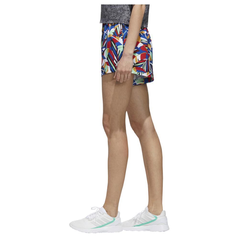 Short Mujer Adidas X Farm image number 1.0