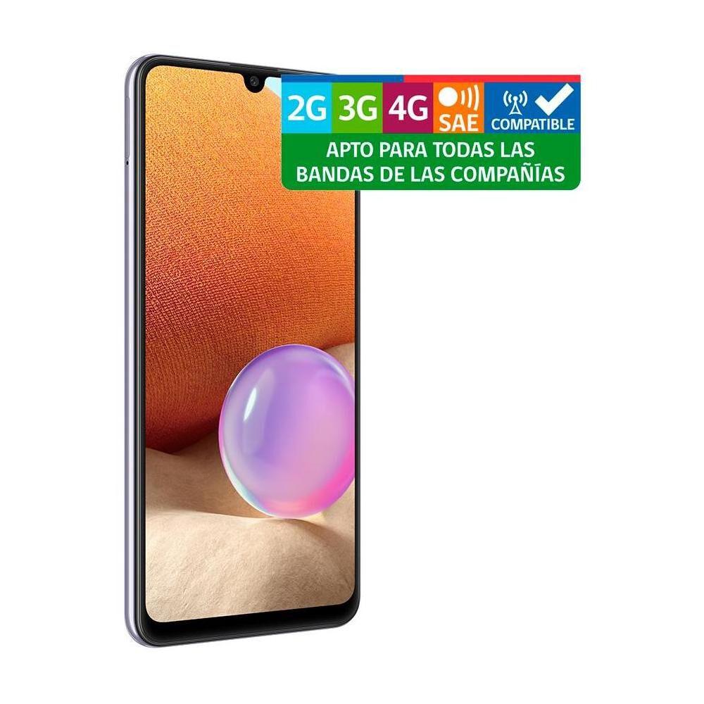 Smartphone Samsung A32 Violeta / 128 Gb / Liberado image number 0.0
