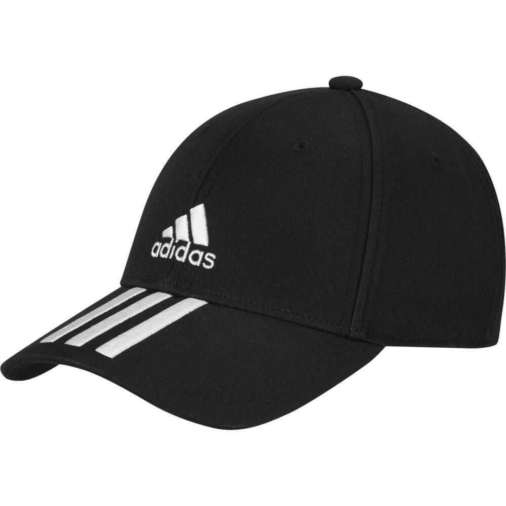 Jockey Adidas Baseball 3 Stripes Cap Cotton Twill image number 2.0