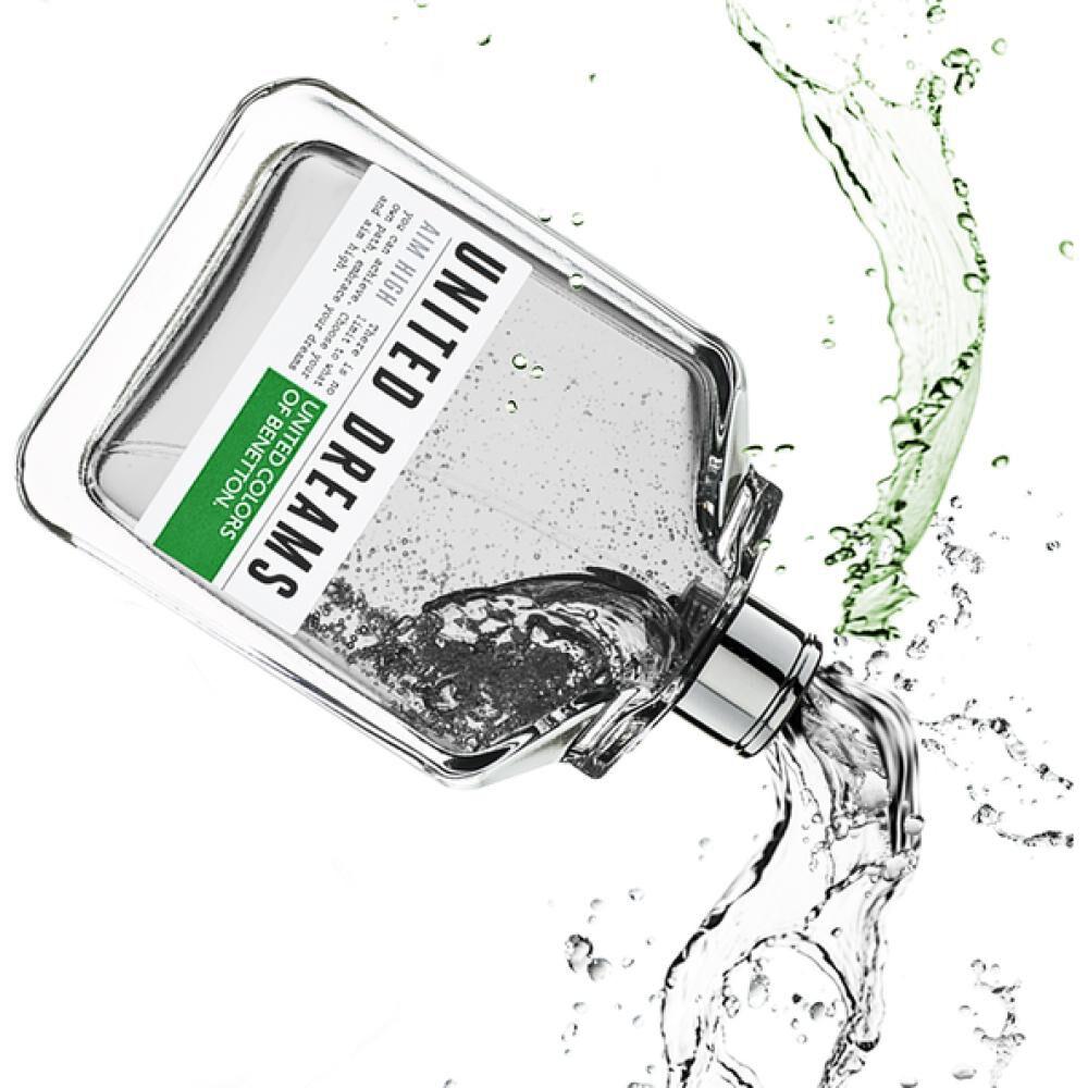 Perfume U.d. Aim High Benetton / 60 Ml / Eau De Toillete + After Shave 50ml image number 2.0