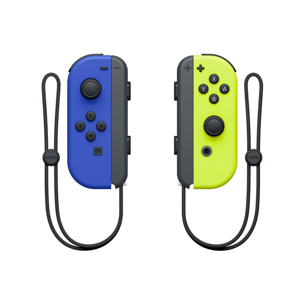Nintendo Joy-con Pair Blue / Yellow image number 0.0