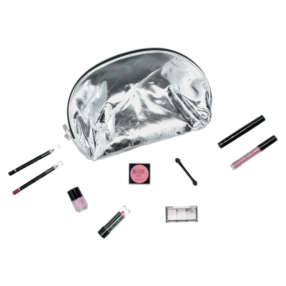 Set De Maquillaje Loveable Luxuries Complete Color Colecction image number 1.0