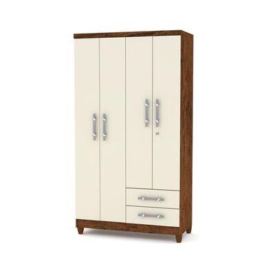Closet Jdo&Desing Imbua / 4 Puertas / 2 Cajones
