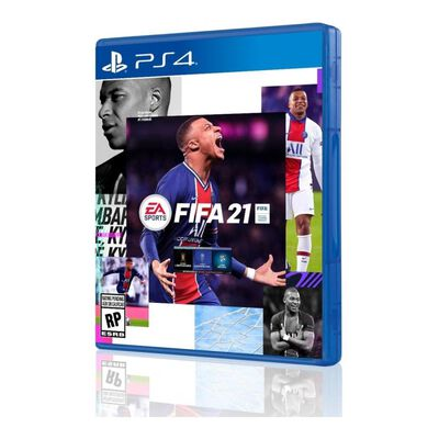 Videojuego Ps4 Fifa 2021 Standard Edition