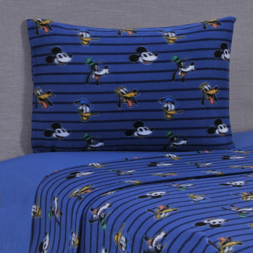 Juego De Sábanas Polar Mickey Classic / 1.5 Plazas image number 0.0