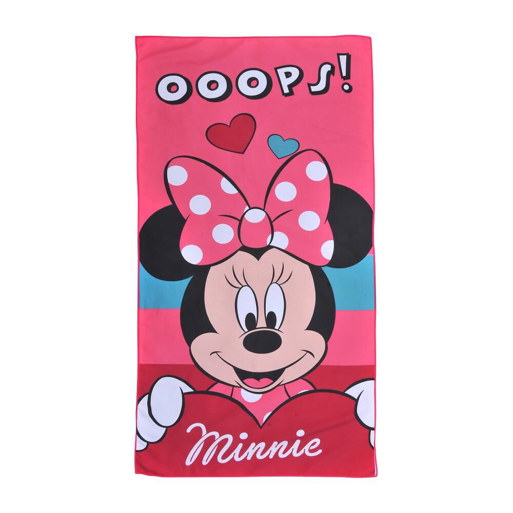 Toalla De Baño Disney Minnie image number 0.0