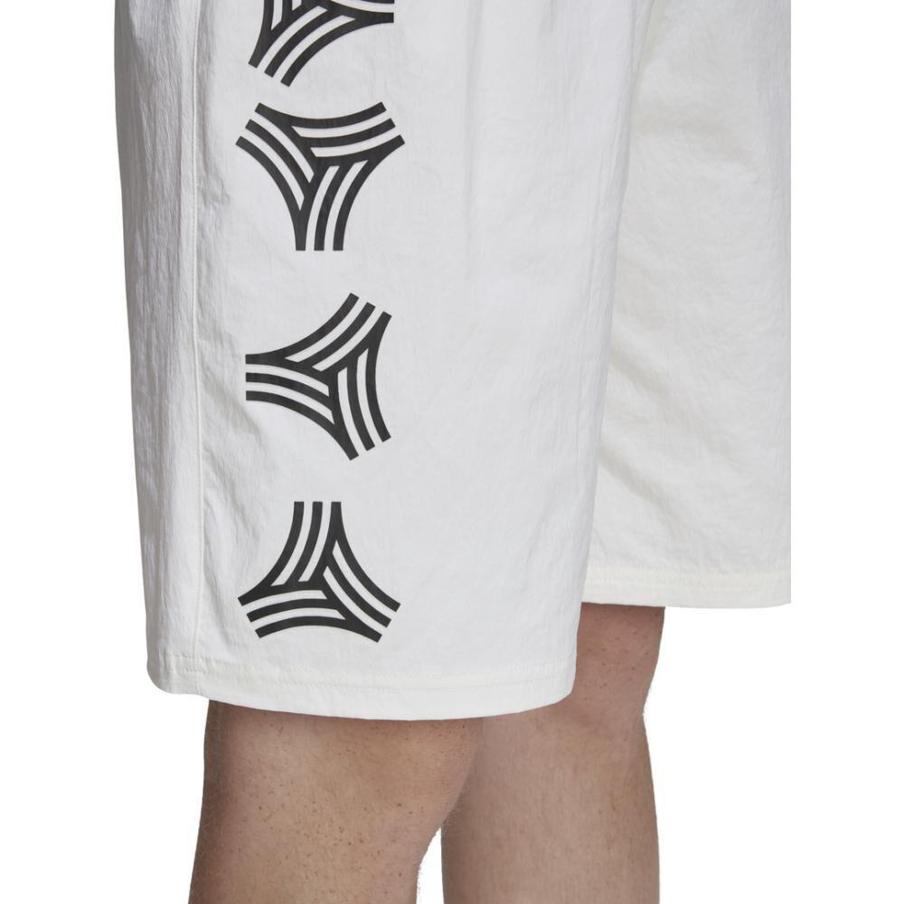 Short Deportivo Unisex Adidas Tan image number 4.0