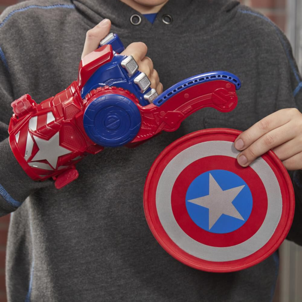 Juguete Interactivo Avenger Role Play Captain America image number 2.0