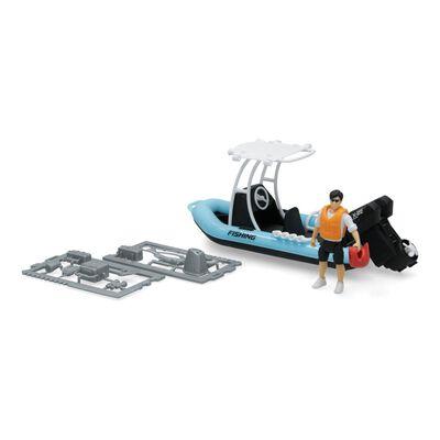 Figura De Accion Dickie Toys Fishing Boat