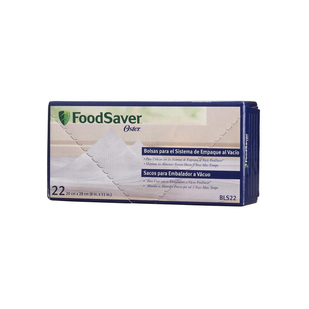 Bolsas Foodsaver Bls22 image number 0.0