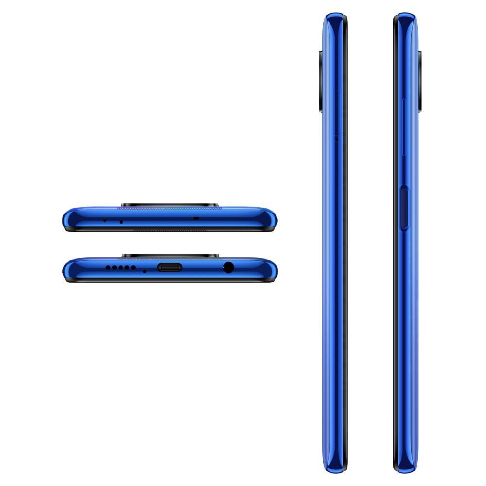 Smartphone Xiaomi Poco X3 Pro Frost Azul / 128 Gb / Liberado image number 6.0