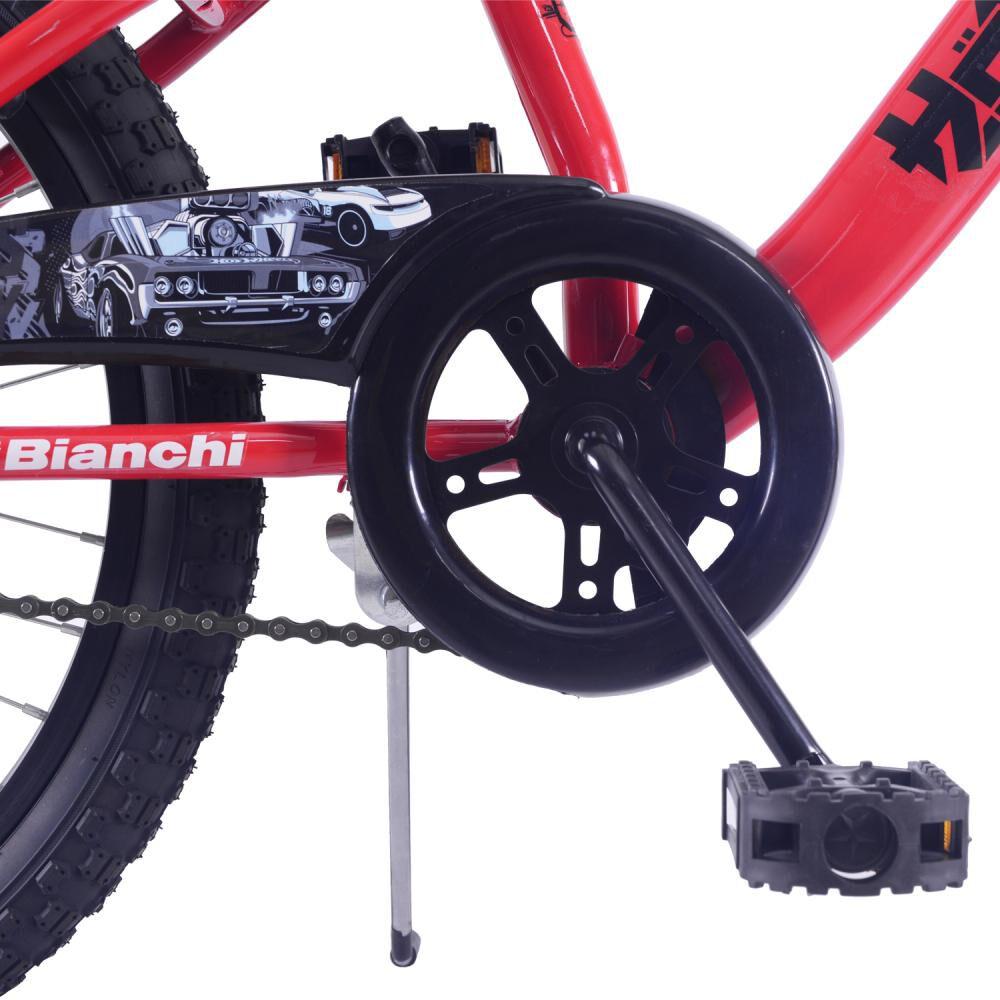 Bicicleta Infantil Bianchi Hot Wheels 20 / Aro 20 image number 1.0