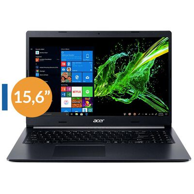 "Notebook Acer A515-54-34vm-1 / Intel Core I3 10ma Generación 10110U / 8 Gb Ram / Intel Uhd / 512 Gb Ssd / 15.6 "" FULL HD"