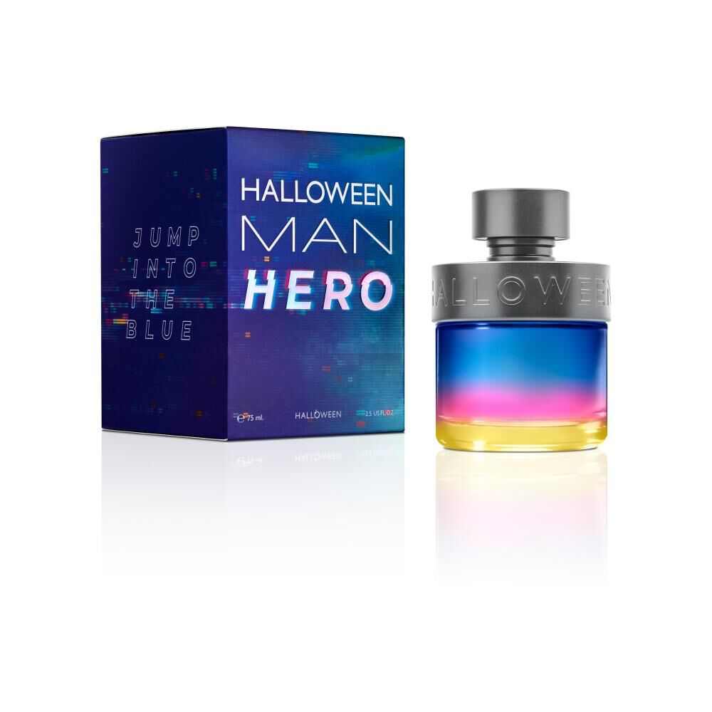Perfume Hombre Man Hero Halloween / 75 Ml / Eau De Toilette image number 0.0