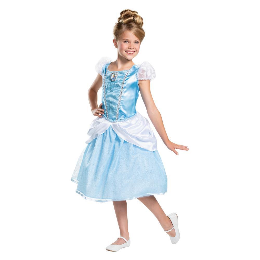 Disfraz Para Niña Princesas Disney Cenicienta image number 0.0