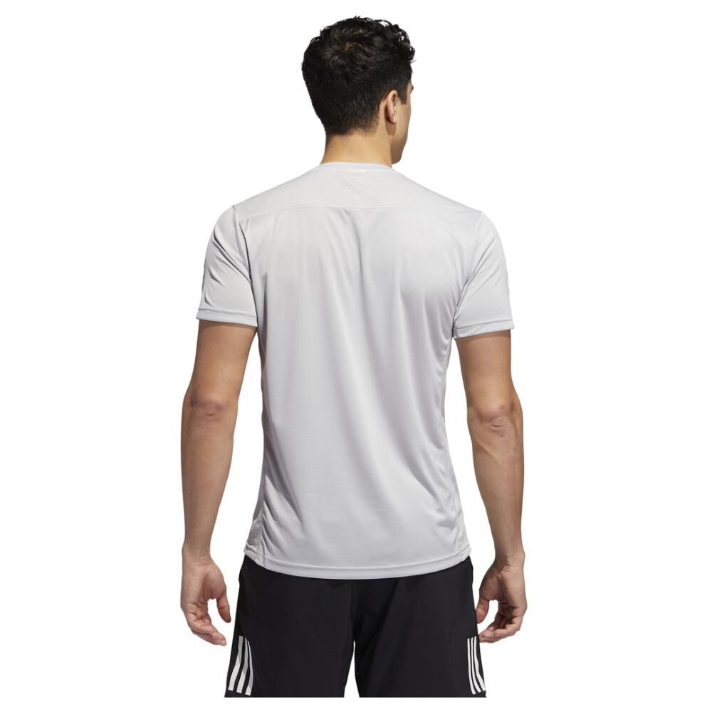 Camiseta Hombre Adidas Own The Run image number 4.0