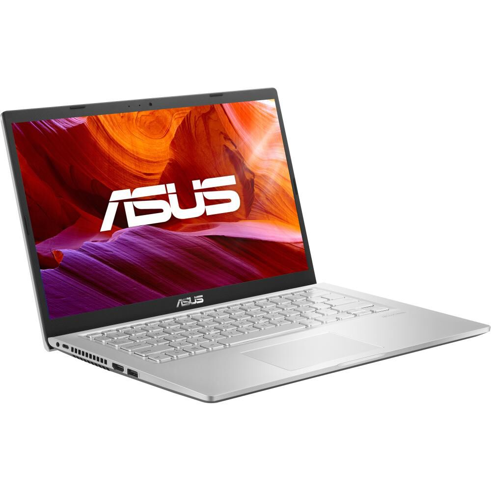 "Notebook Asus M415da-ek844t / Transparent Silver / Amd Ryzen 3 / 4 Gb Ram / Amd Radeon / 256 Gb Ssd / 14 "" image number 2.0"