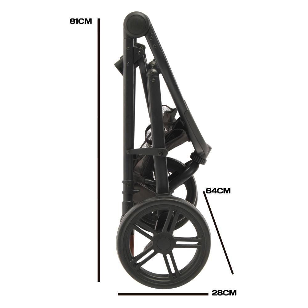 Coche Travel System Bebesit P65 image number 5.0