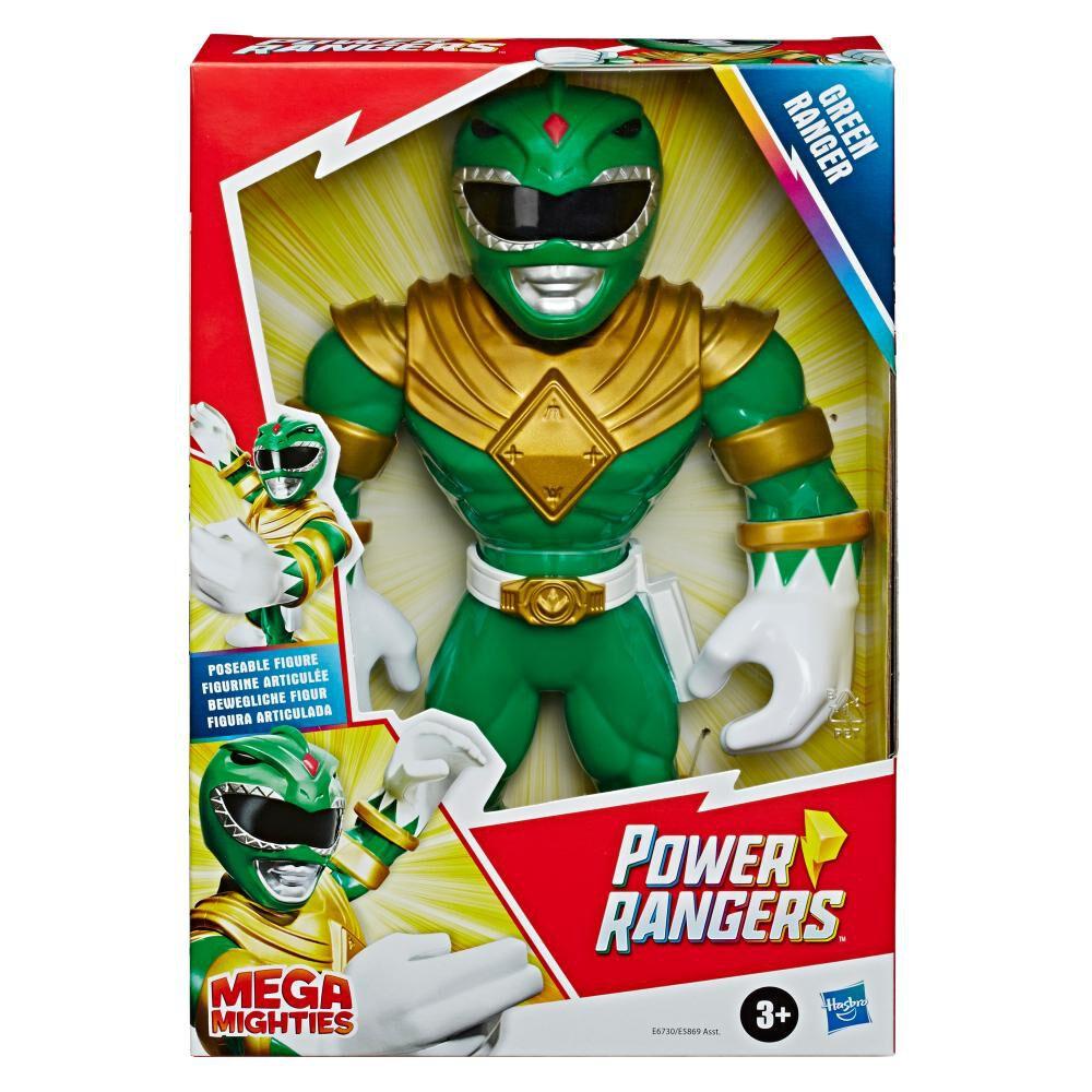 Figura Power Rangers Green Ranger image number 0.0