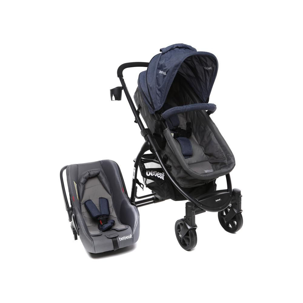 Coche Travel System Bebesit Sys Fenix image number 1.0