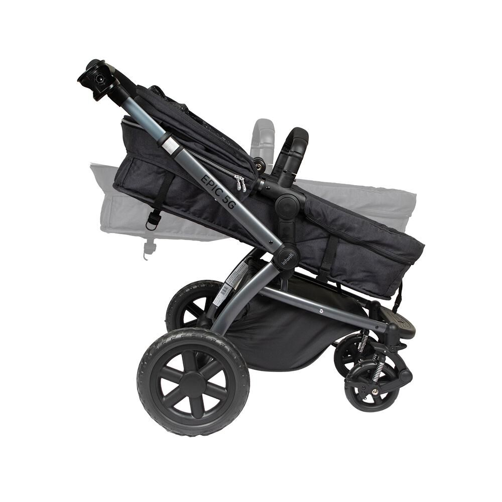 Coche Travel System Infanti Epic 5g image number 9.0