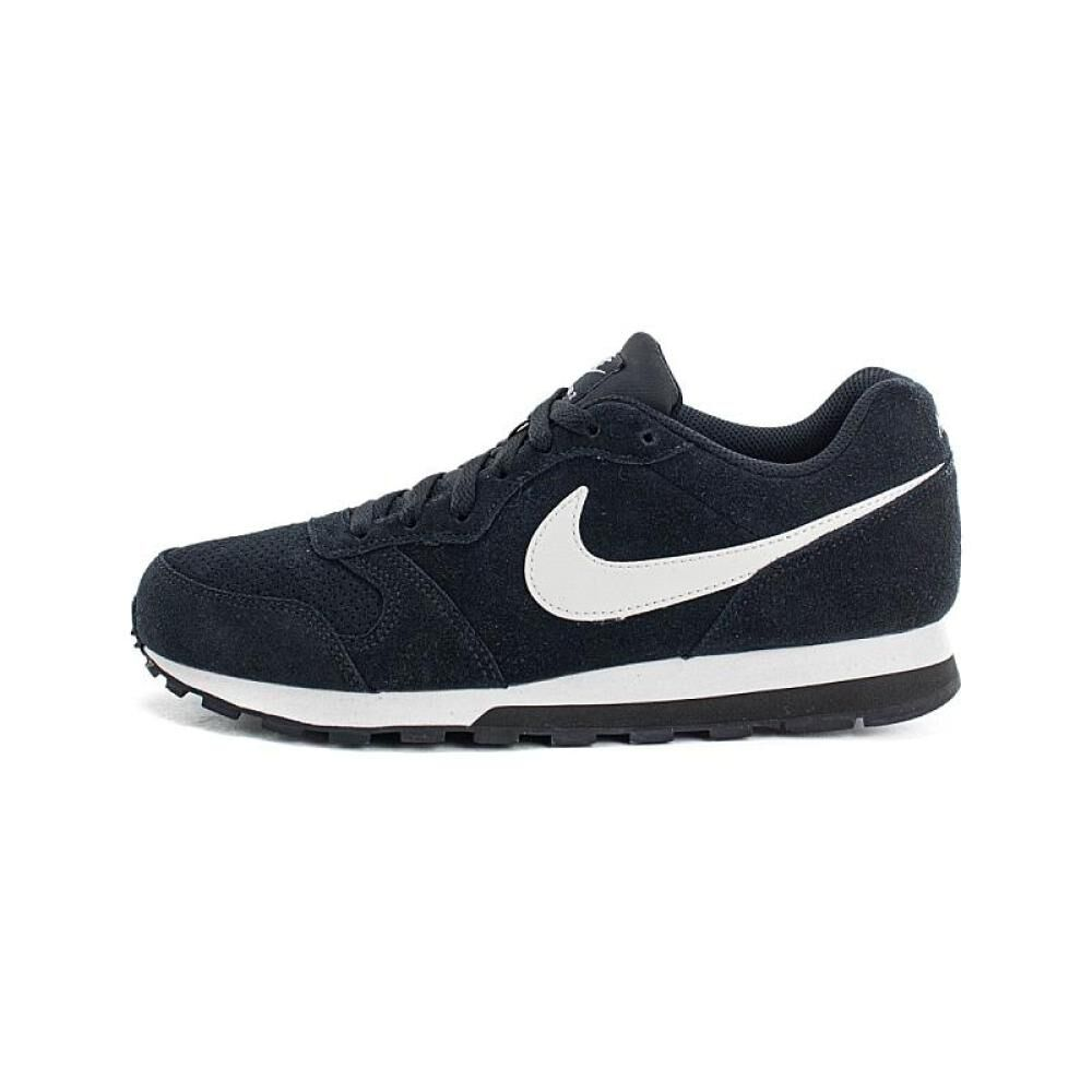 Zapatilla Urbana Hombre Nike Md Runner 2 Suede image number 0.0