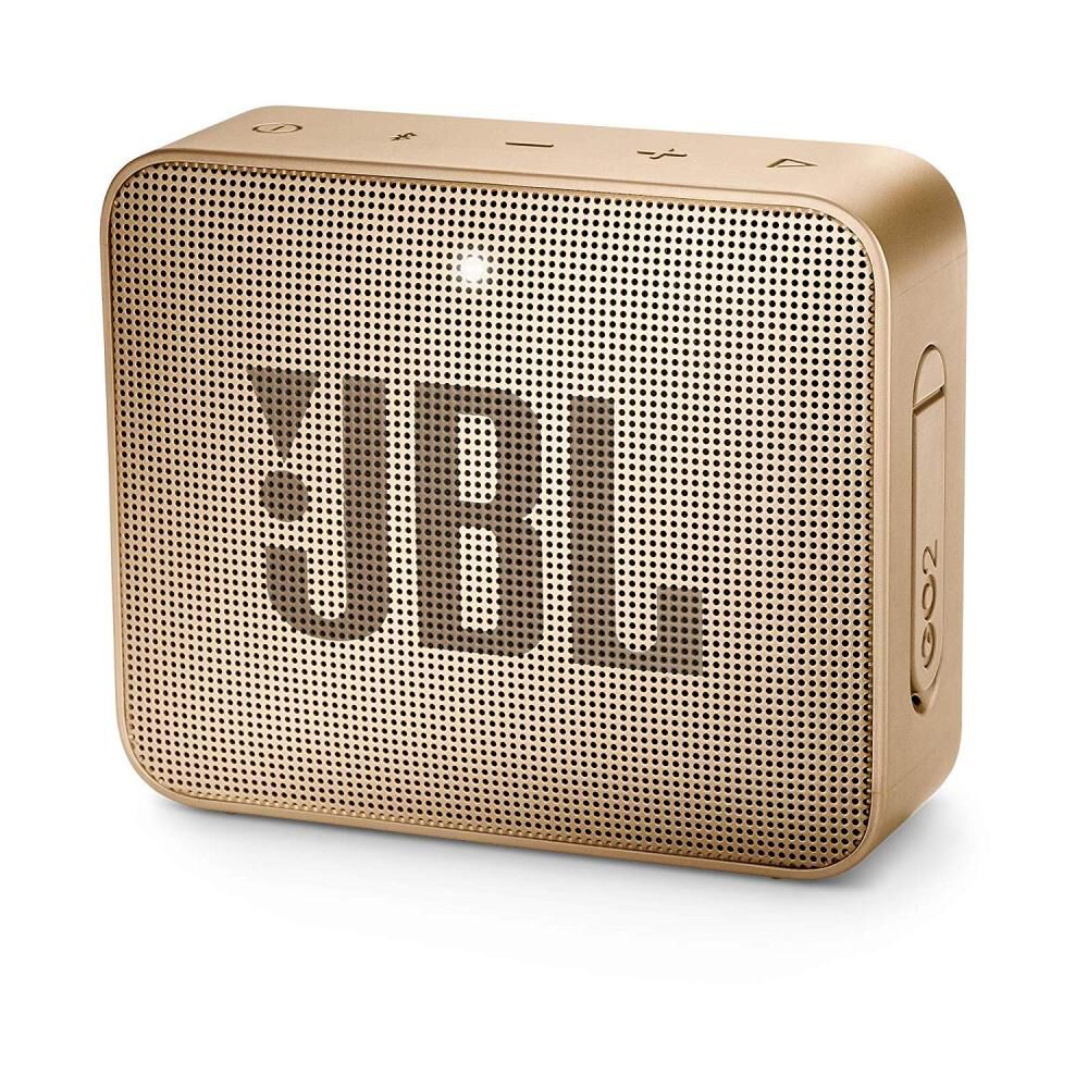@Parlante Jbl Go 2 Champagne image number 0.0