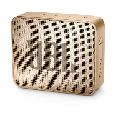 Parlante JBL Go 2 Champagne