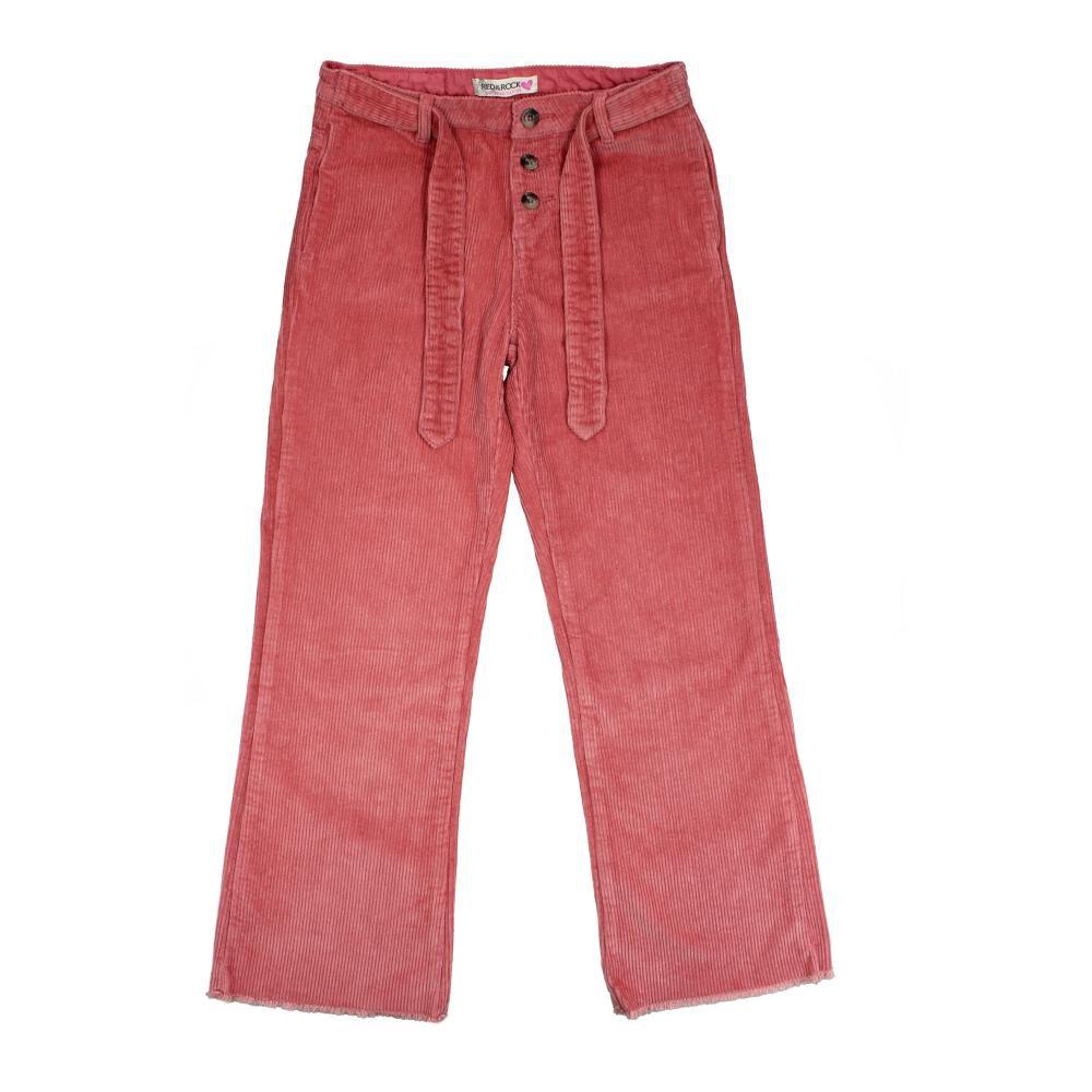 Pantalon  Niña Teen Red - Rock image number 0.0