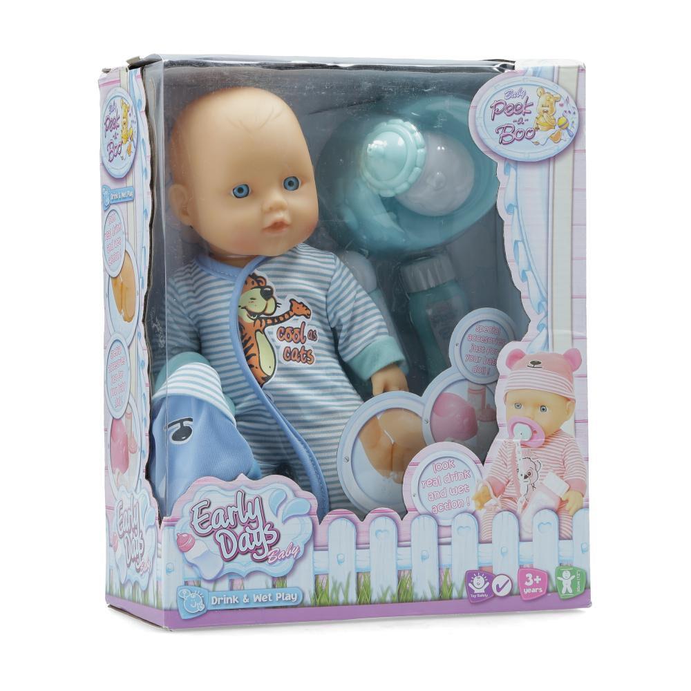 Muñeca Marca De Proveedor Early Days Baby image number 0.0