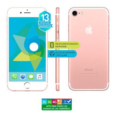 Smartphone Apple Iphone 7 Reacondicionado Rosado / 128 Gb / Liberado