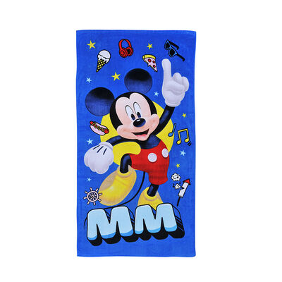 Toalla De Playa Disney Mickey Summer