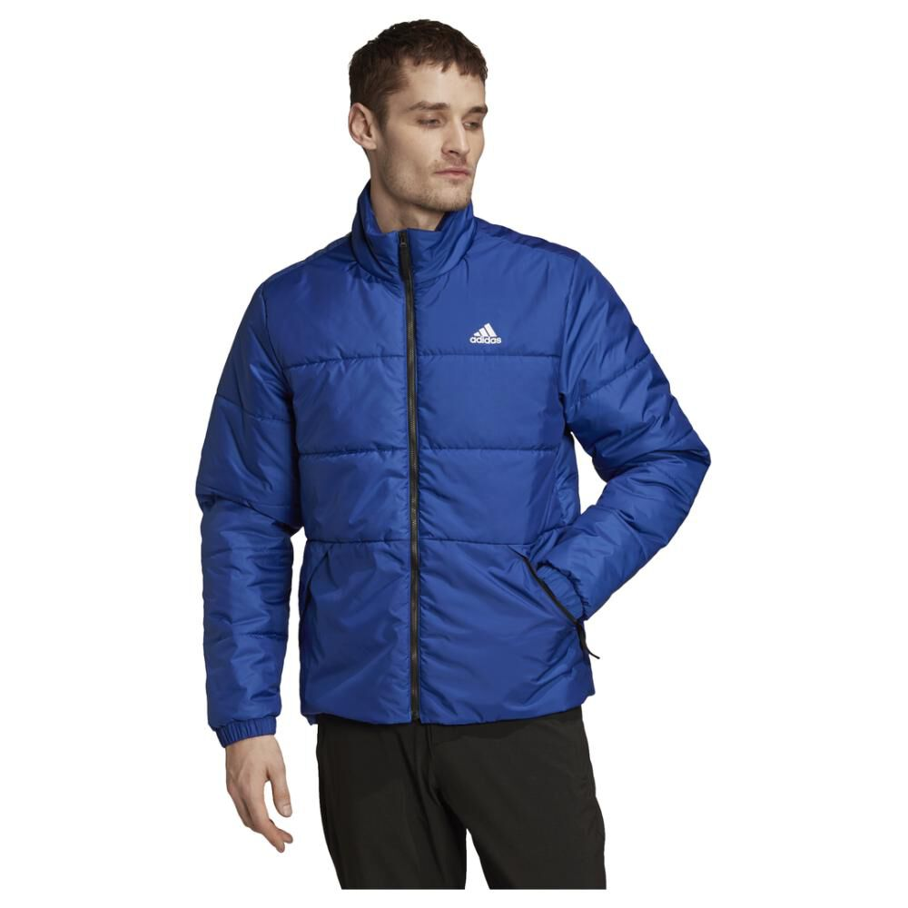 Chaqueta Deportiva Hombre Adidas Insulated Bsc 3 Bandas image number 0.0