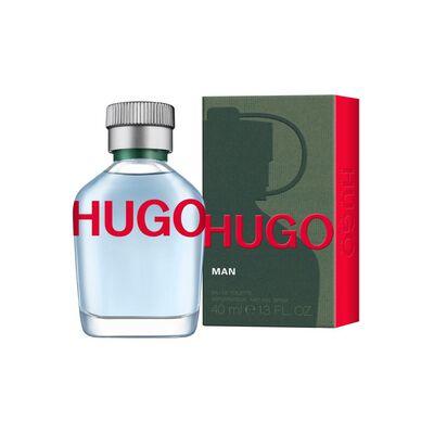 Perfume Man Hugo Boss / 40 Ml / Eau De Toillete