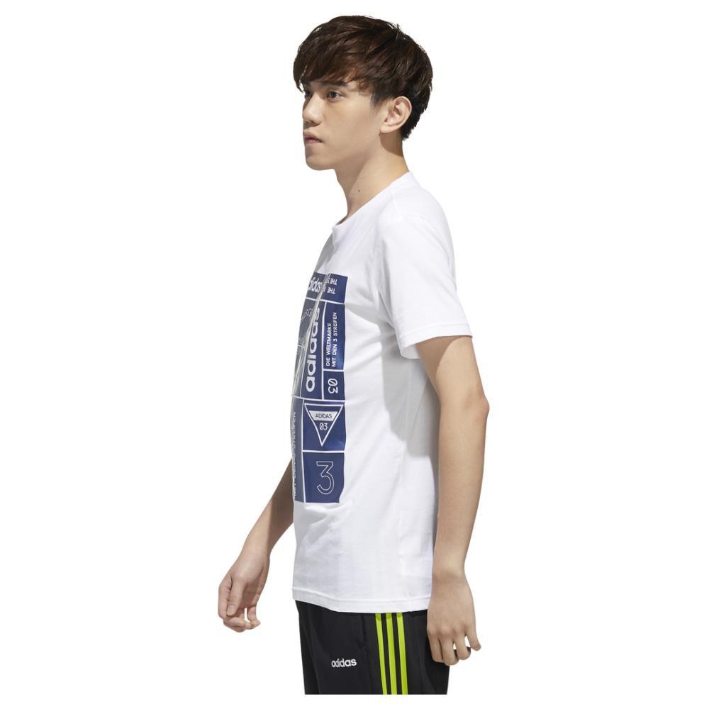 Camiseta Con Estampado Unisex Adidas Culture Pack image number 3.0