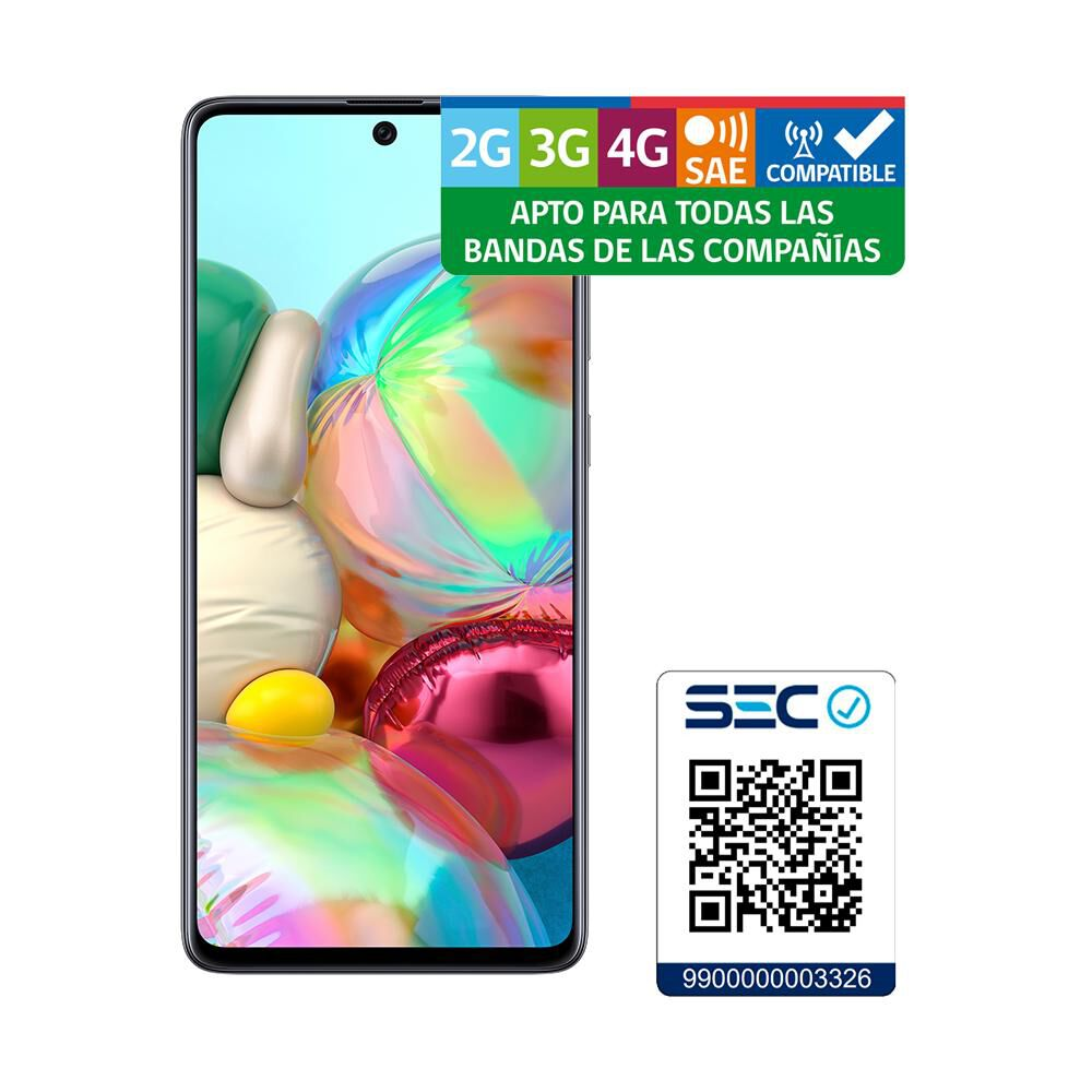 Smartphone Samsung Galaxy A71 128 Gb / Liberado image number 7.0