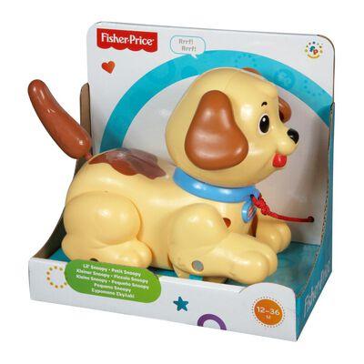 Peluche Didactico Mattel Pequeño Snoopy