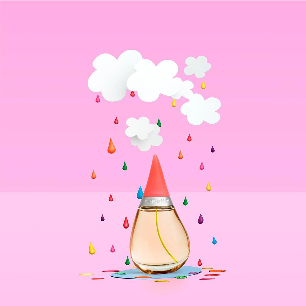 Perfume Gotas De Color Agatha Ruiz / 50 Ml / Edt + Barniz De Uñas image number 2.0