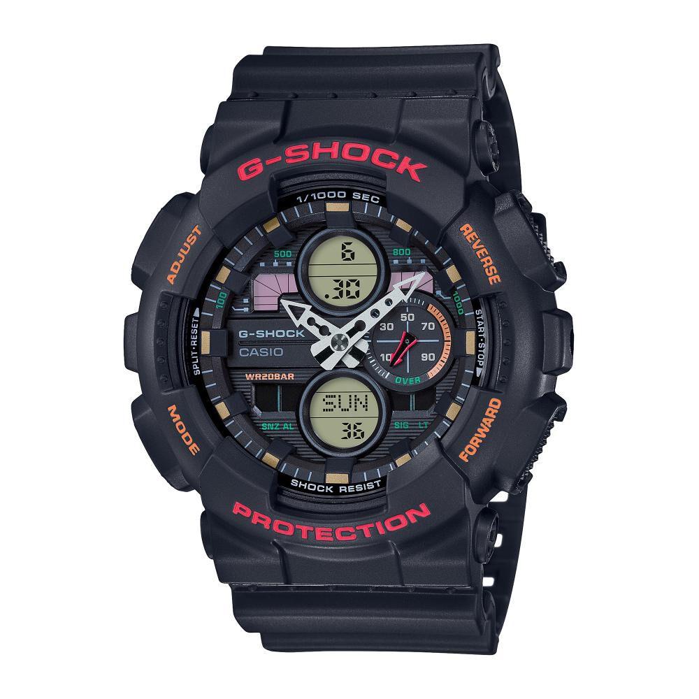 Reloj Deportivo Hombre Casio G Shock Ga-140-1a4dr image number 0.0