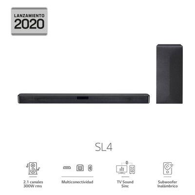 Soundbar LG Barra De Sonido SL4 2020