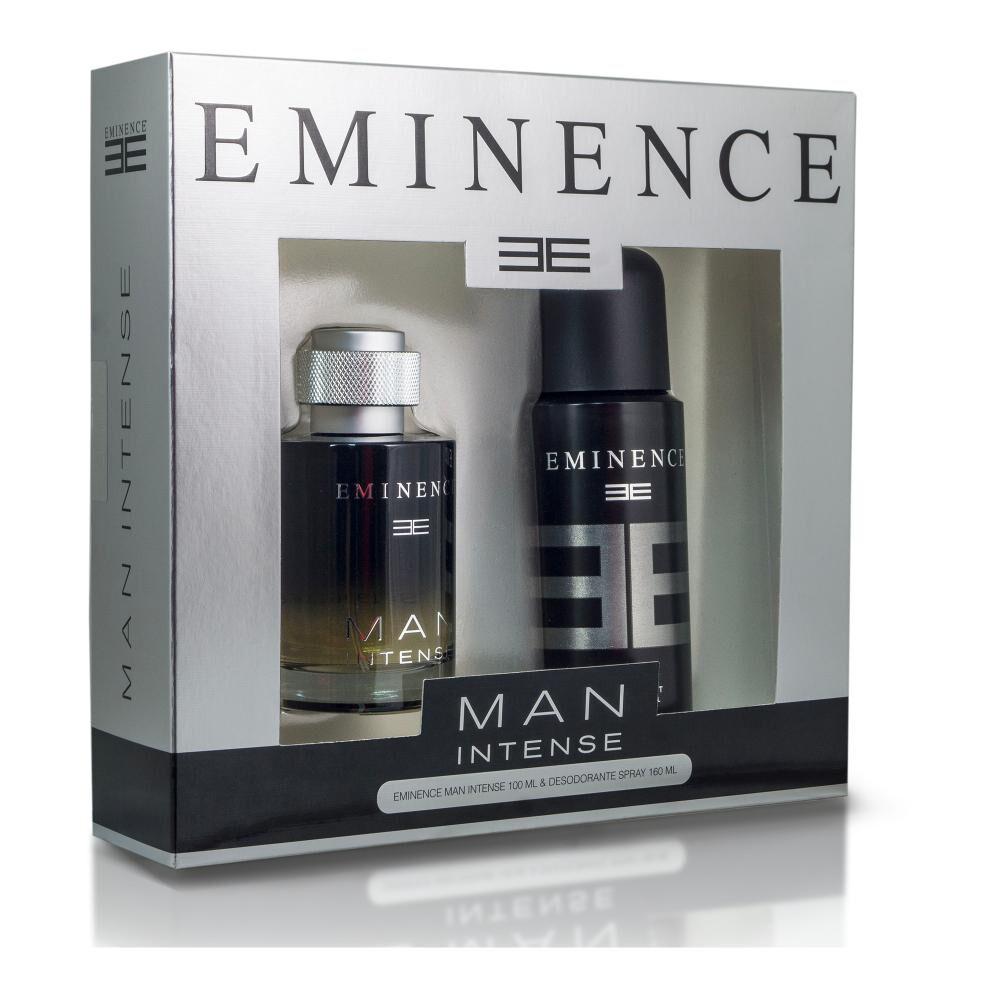 Set De Perfumería Man Intense Eminence / 100 Ml / Eau De Parfum + Desodorante Spray 160ml image number 0.0