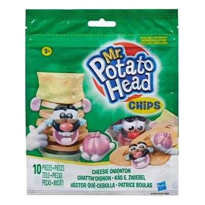 Figura De Acción Potato Head Chips Héctor Qué-cebolla
