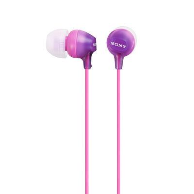 Audifonos Sony Mdr-Ex15Lp Violeta