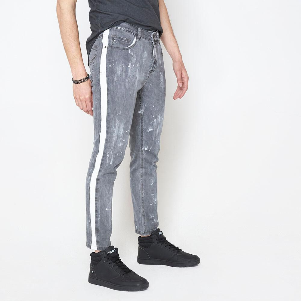 Jeans Skinny Hombre Rolly Go image number 0.0