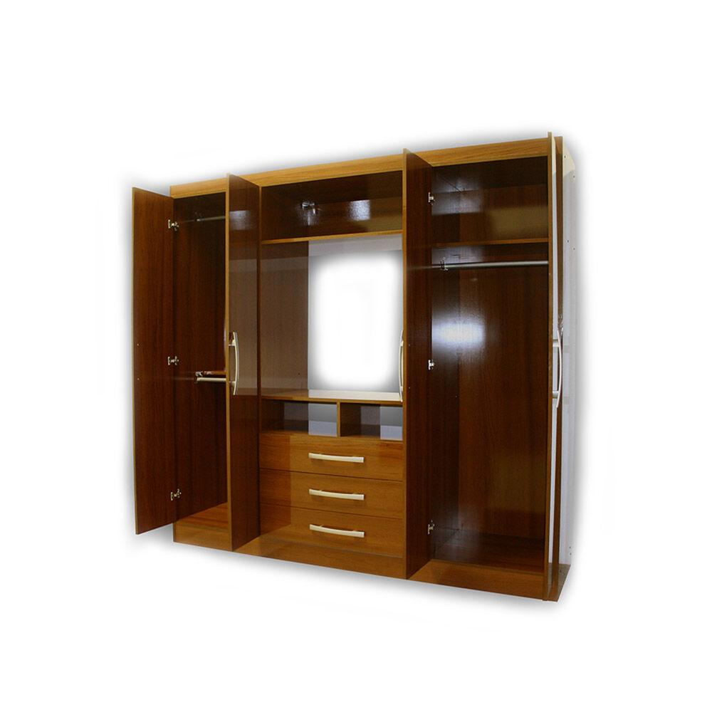 Closet Lcd 32' Yarda S584 / 4 Puertas / 3 Cajones image number 1.0