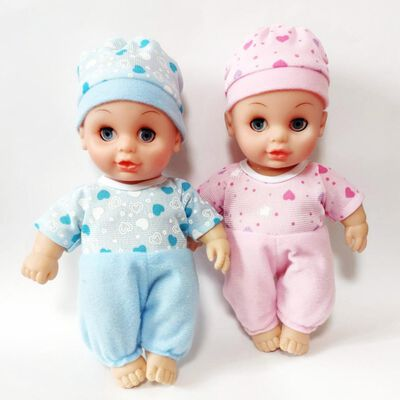 Muñeca Lovely Baby Doll Con Ropa