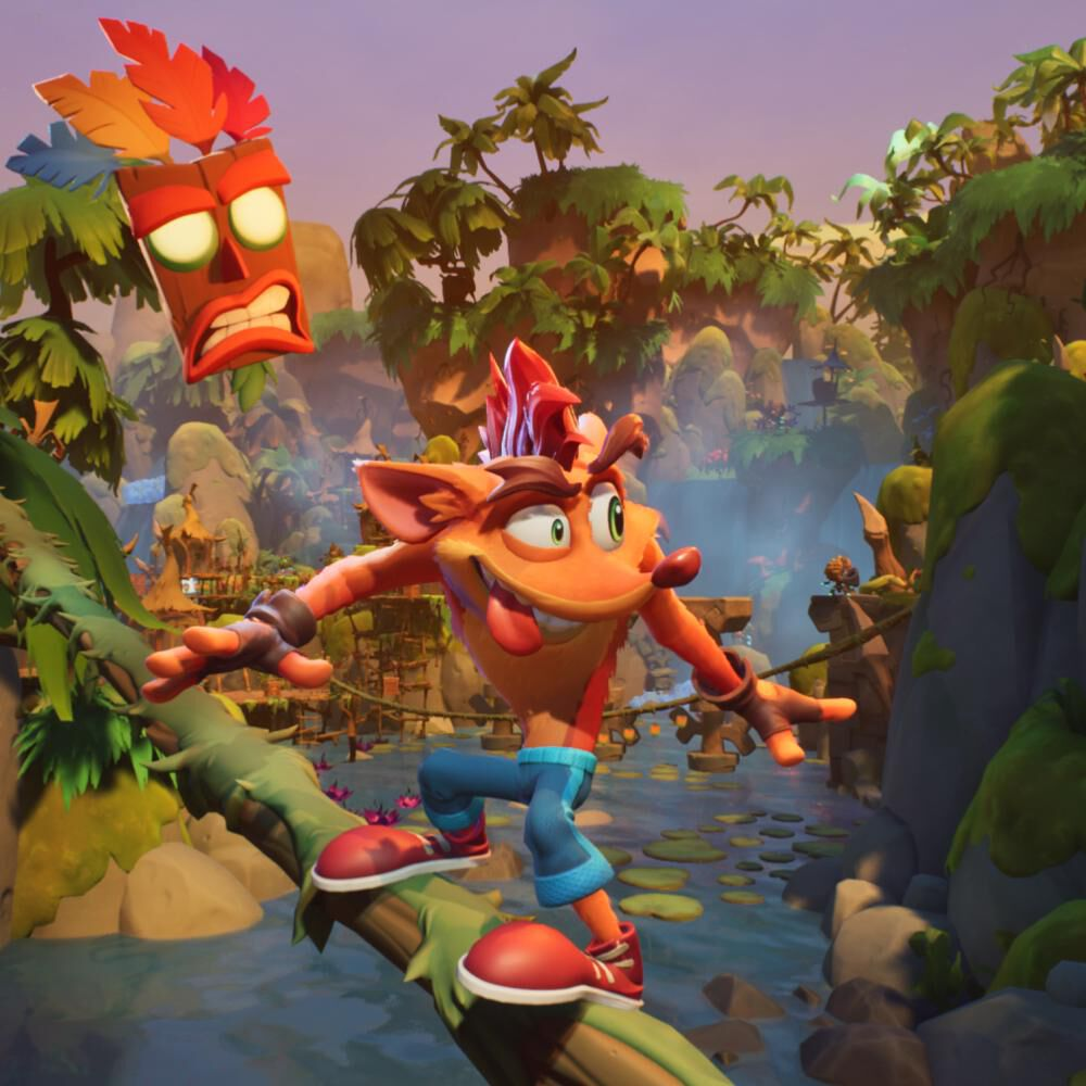 Videojuego Ps4 Crash Bandicoot 4 Its About Time image number 1.0