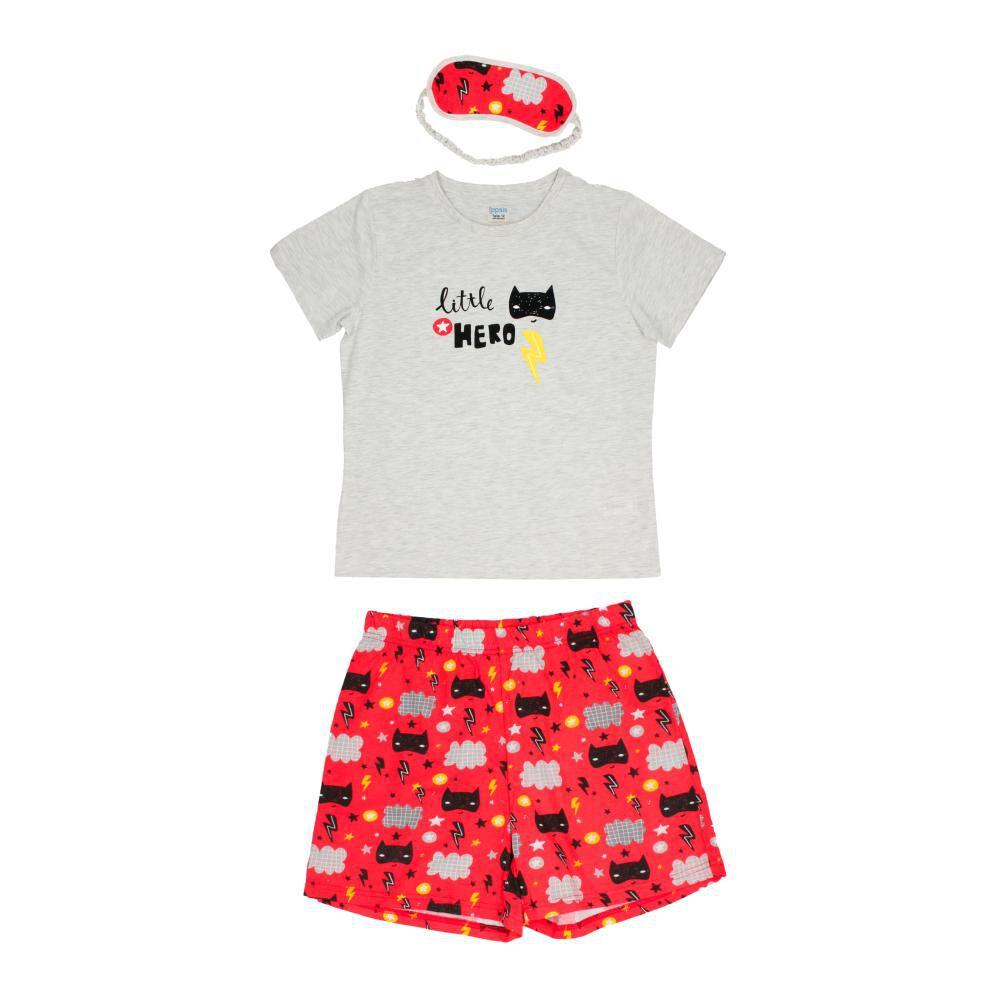 Pijama Niño Topsis image number 3.0